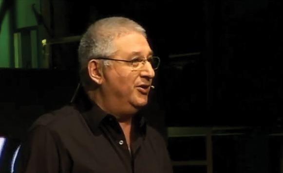 TED Río de la Plata – Adrián Paenza y el placer de tener un problema no resuelto en la cabeza (por Agustín Goya)