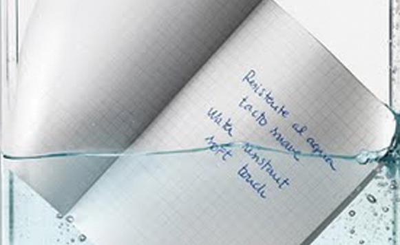 tal como lo ven en el ttulo la firma terraskin ha creado papel de piedra el mismo est compuesto por una combinacin de