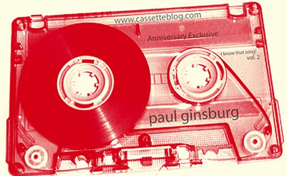Cassette Blog Aniversario 2011 – Paul Ginsburg I Know That Song! Vol2 mixtape