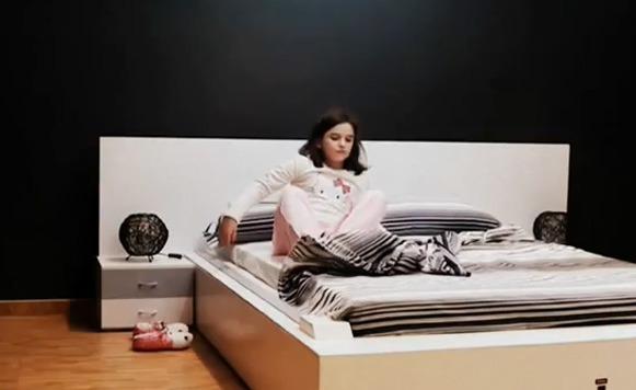 Ohea la cama que se tiende sola cassette blog - Cama que se hace sola ...