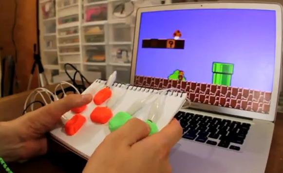 Makey makey para hacer tus propias interfaces con frutas for Que se puede cocinar