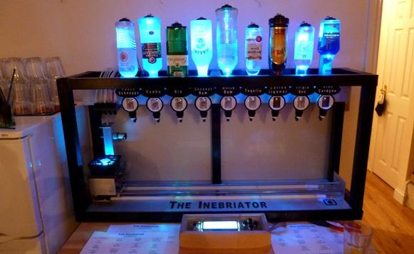 home bartender machine