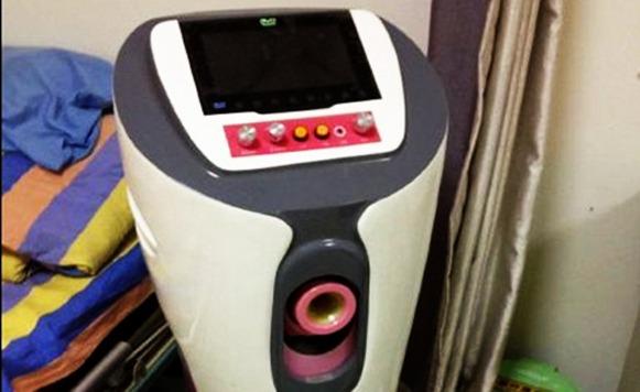 Extractor automático de semen manos libres