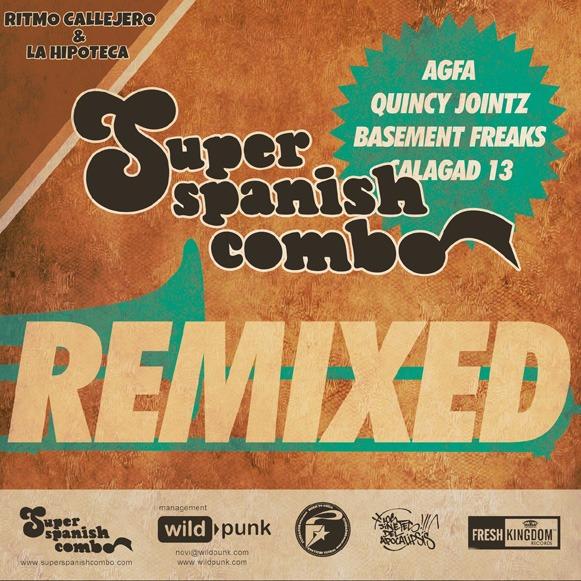 super spanish combo remixed
