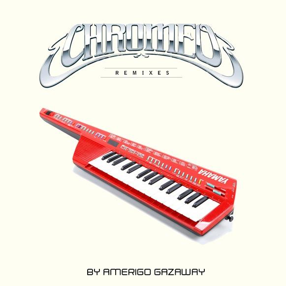 amerigo gazaway chromed out remixes vol 1