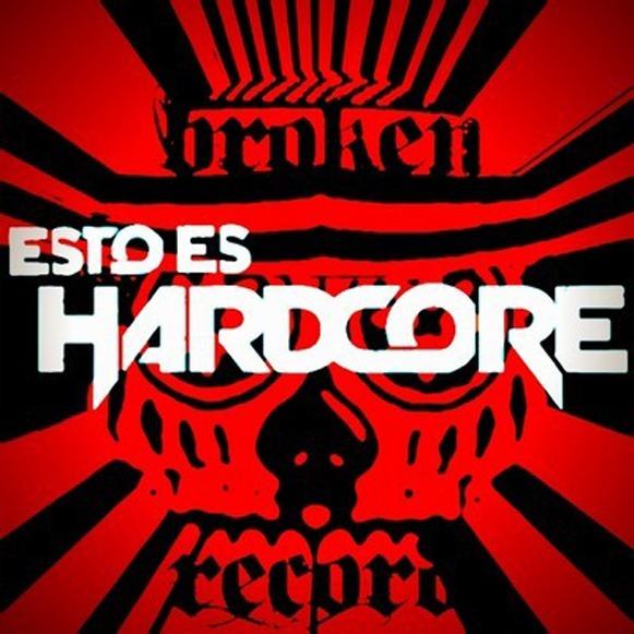 dj broken record esto es hardcore