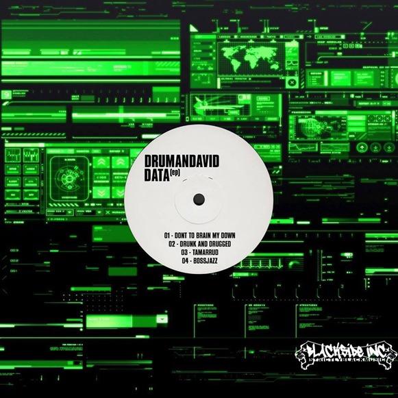 Drumandavid-Data EP 1