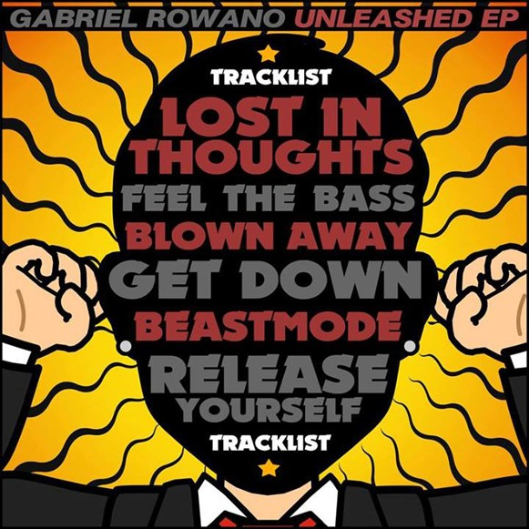 Gabriel Rowano-Unleashed EP