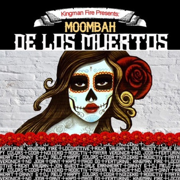 Va-Kingman Fire Presents Moombah De Los Muertos
