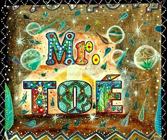 Mr Toé-Mr Toé EP