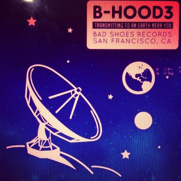 Va-Bad Shoes Records B Hood 3