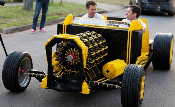 auto lego foto 1