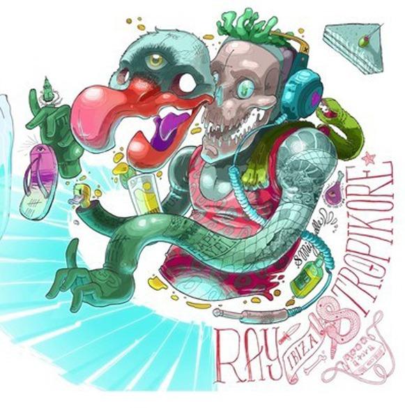 Ray iBiza and Tropikore-La Cumbia Fidget EP