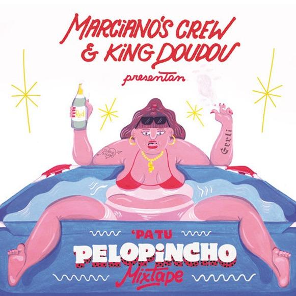 Marcianos Crew and King Doudou-Pa tu Pelo Pincho