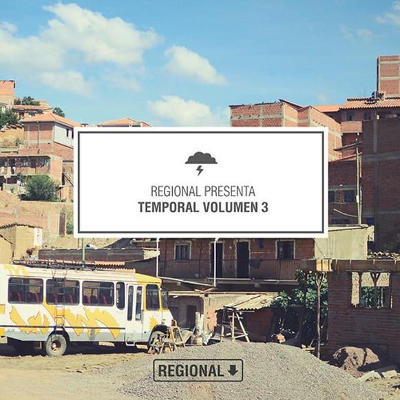 Va-Regional presenta Temporal Vol 3
