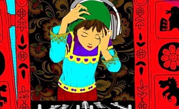 Chuck-Upbeat-Baile-folk-girls-ep