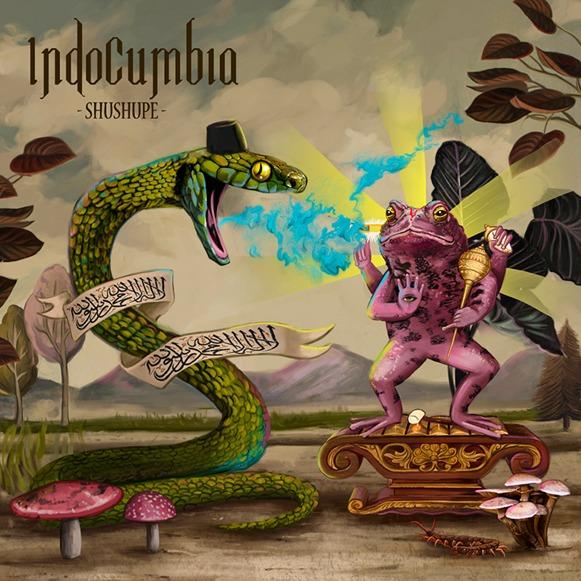 Shushupe - EP Indocumbia
