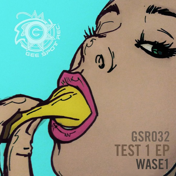 Wase One -TEST1 EP