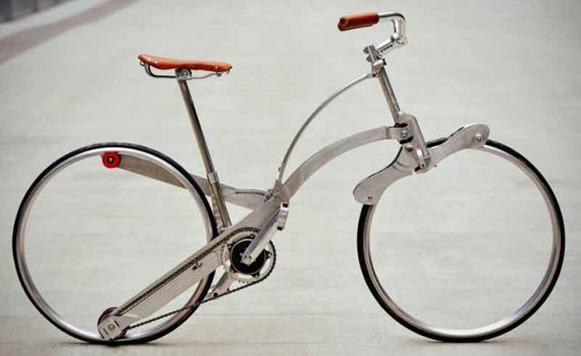 Bici plegable 1
