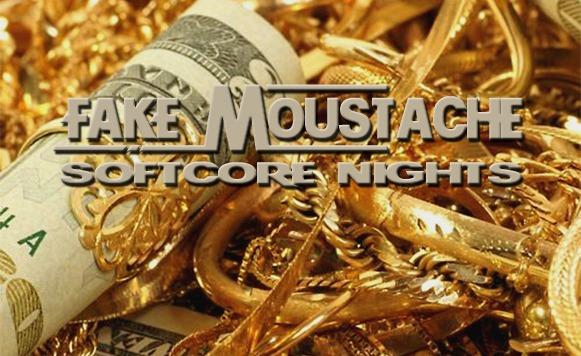 Fake Moustache-Softcore Nights EP (por Pablo Borchi – Exclusivos Cassette)