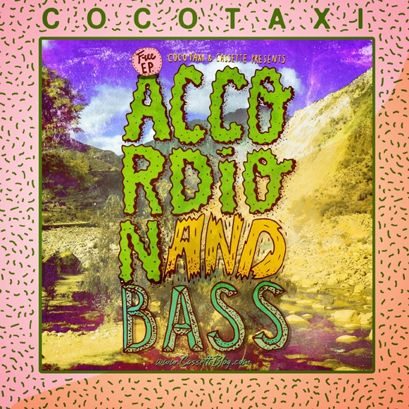 Cocotaxi–Acordion and bass EP 1