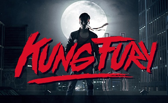 Kung Fury by Laser Unicorns