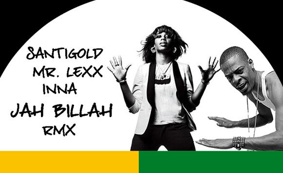 Major Lazer, Santigold and MR Lexx-Hold the line (Jah Billah Rmx)
