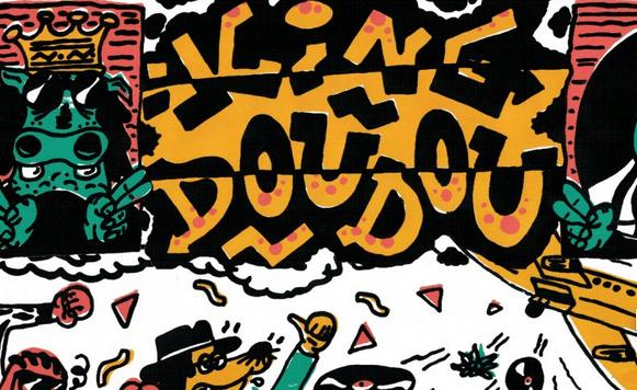 King Doudou-Jueves de Dembow #3 (Por Pablo Borchi)