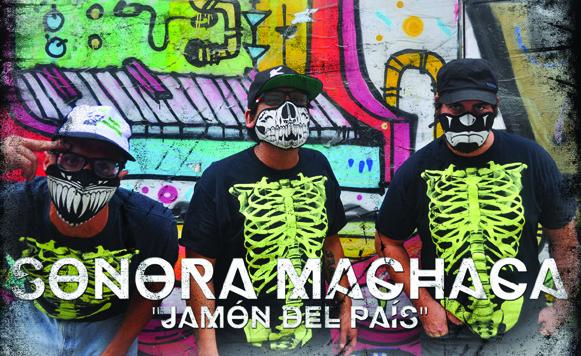 Sonora Machaca-Jamón del País EP