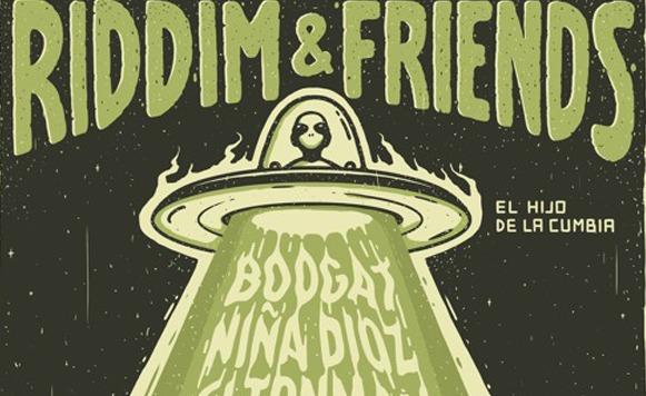El Hijo de la Cumbia-Riddim and Friends Vol 1