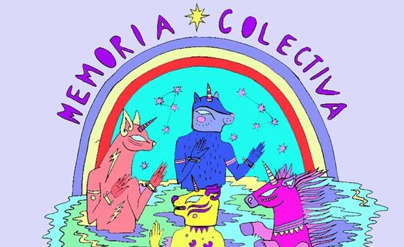 Va-Memoria colectiva / curado por Sonido Berzerk de Ten Toes Turbo (Cassette blog 6to Aniversario)