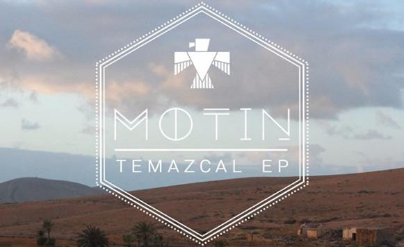 Motín-Temazcal EP (por Fausto Vercellino – free DL!)