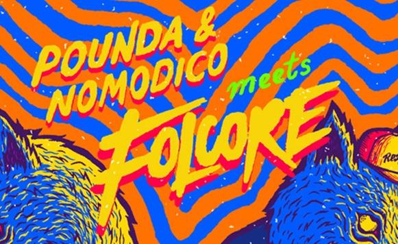 Pounda and NoModico-Pounda and NoModico meets Folcore (por Pablo Pachacutik – Folcore Netlabel)