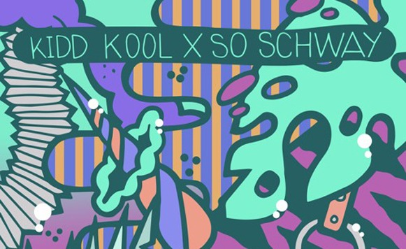Kidd Kool and So Schway-Gas Mask / Spotlight (por Nati Cerutti – Forever Humbled – free DL!)