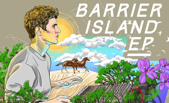 Piper Street Sound-Barrier Island EP (por Jorge Moratto – name your price)
