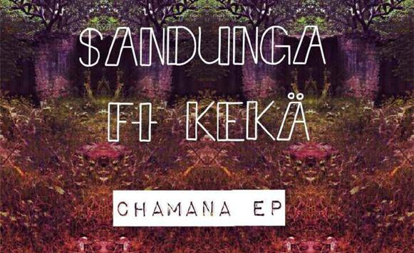 Sandunga ft Kekä-Chamana EP (por Pablo Borchi – Exclusivos Cassette)