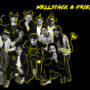 Rocky Wellstack-Wellstack and Friends EP (por Andrés Perez aka Papi Pérez – Stacked – free DL!)