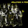 Rocky Wellstack-Wellstack and Friends EP (por Andrés Perez aka Papi Pérez – Stacked – free DL!)